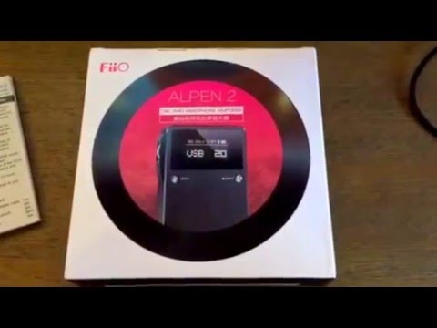 Output to DAC using USB on your Mac with iTunes (Fiio E17K ALPEN 2)