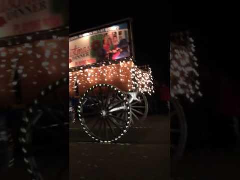 Shipshewana Christmas Parade 11/12/2016