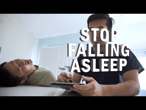 How To Stop Falling Asleep In Class | Tips From A Medical Student