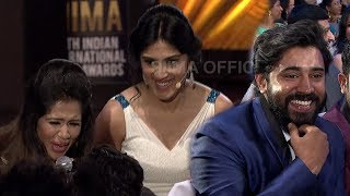 Nivin Pauly Making Fun Of Dhanya And Ranjini Haridas