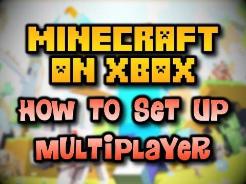 How To Set Up Multiplayer w/ Chim & AntVenom (Xbox 360)