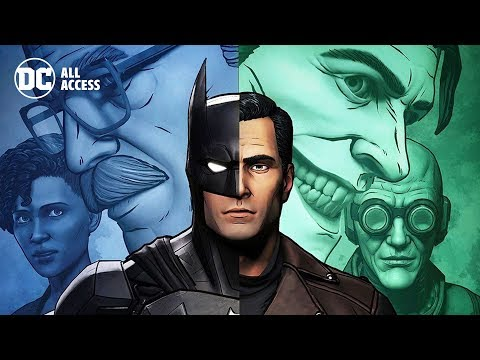 BATMAN: THE ENEMY WITHIN – Joker Is Born!
