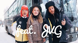 HYPPÄÄ KYYTIIN feat. JVG