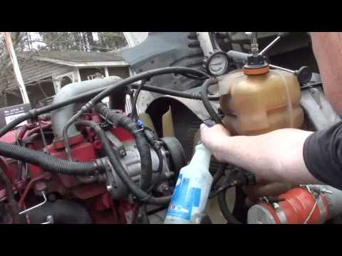 How to check Charge Air Cooler CAC on Prostar by Rawze