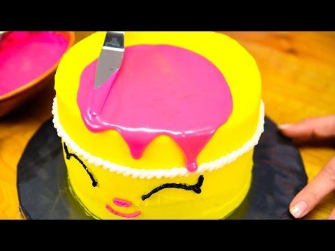 Amazing Kids Cakes: Paw Patrol, Shopkins, Hatchimals, Inside Out, Ninja Turtles, Kermit  Compilation