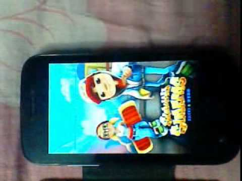 How to run subway surfer on Micromax bolt A35