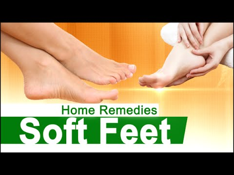 Foot Care at Home | How to Get Soft Feet naturally at home