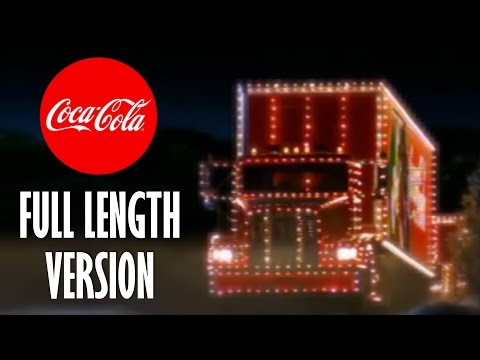 Coca Cola Christmas Advert - FULL LENGTH - (Digitally Enhanced)