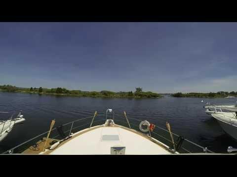 Lake Couchiching to Port of Orillia