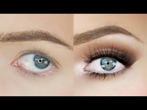 Droopy Eyes Makeup Tutorial! | Stephanie Lange