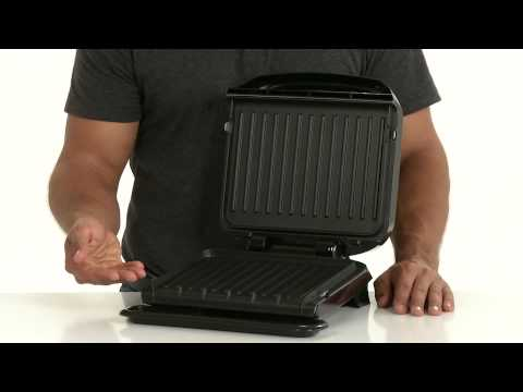 GRP1060B George Foreman Grill | Product Features