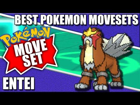 Entei Moveset [Physical] - How to use Entei - Best Pokemon Movesets