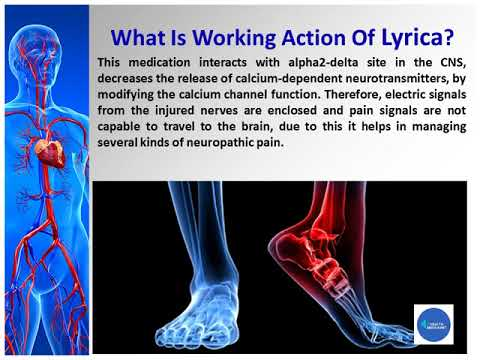 An Expansively Given Lyrica Medication For Nerve Pain