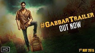 Gabbar Is Back - Official Trailer HD   Starring Akshay Kumar & Shruti Haasan   In Cinemas Now