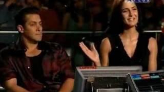 Shah Rukh Khan & Salman Khan Funny Moments in KBC 3 (With English Subtitles)