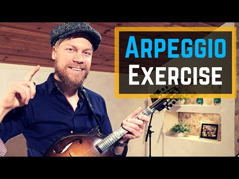 Basic Mandolin Lesson (Live Replay) Introduction to Arpeggios