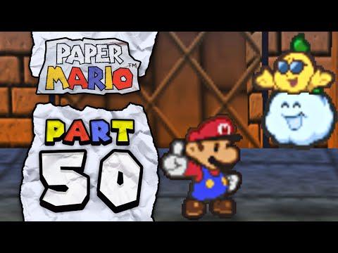 Paper Mario: Part 50 - Don't Let Him Push That Button!