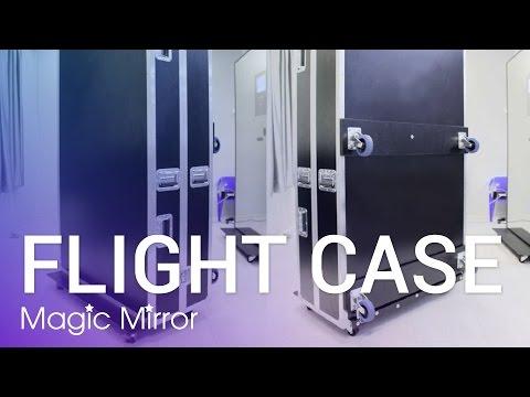Flight Case for Magic Mirror Plus
