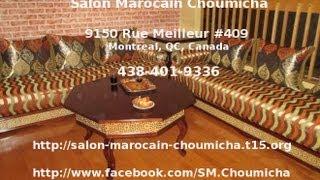 salon marocain 2019 Videos & Books