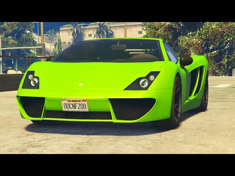GTA 5 Online - Top 5 Paint Jobs & Colors! Best Rare & Unique Paint Jobs Online! (Episode 1)