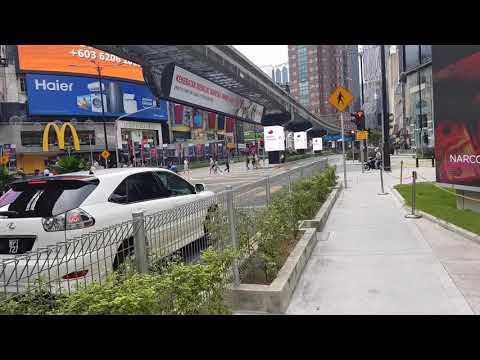 Time Square em Kuala Lumpur