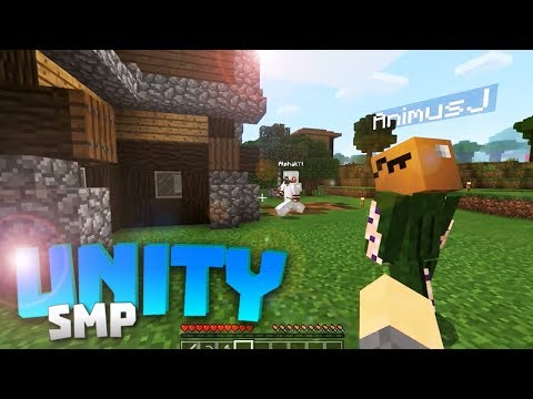 Minecraft Realms! - Unity Aquatic SMP Ep. 1 -  A BRAND NEW NEW NEW BEGINNING!