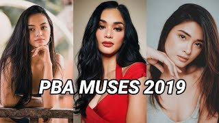 Download Muses for PBA Season 44 | Pia Wurtzbach, Kylie Versoza and more Video