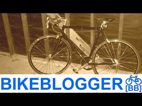 Fixie Bike Thief Tale Of The Stolen Bicycle Commuting BikeBlogger