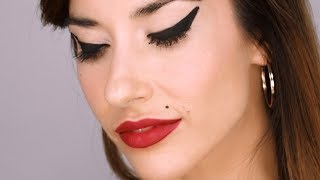 THE ULTIMATE AMY WINEHOUSE MAKEUP TUTORIAL with Guest Artist Valli O'Reilly