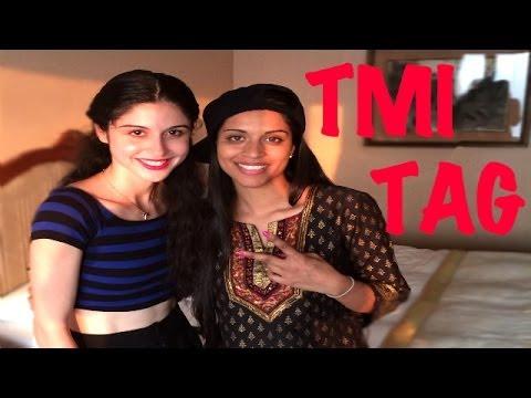 TMI Tag With IISuperwomanII - Tattoos,Piercings,OTP N More!!!