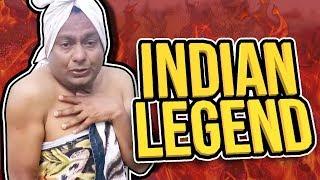 DEEPAK KALAL THE INDIAN LEGEND | RAWKNEE