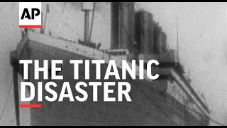 The Titanic Disaster 1912