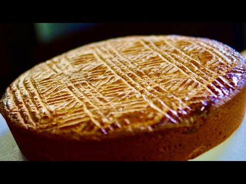 Basque Cake / Gâteau Basque – Bruno Albouze – THE REAL DEAL