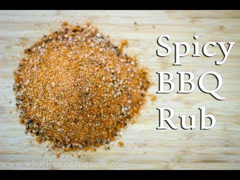 Spicy BBQ Rub