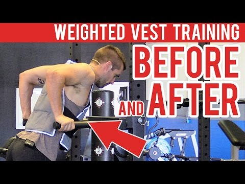 Weighted Vest Before and After [Benefits & Uses]