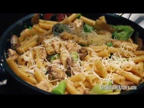 Get Me in the Kitchen to Make: Chicken Marsala Pasta
