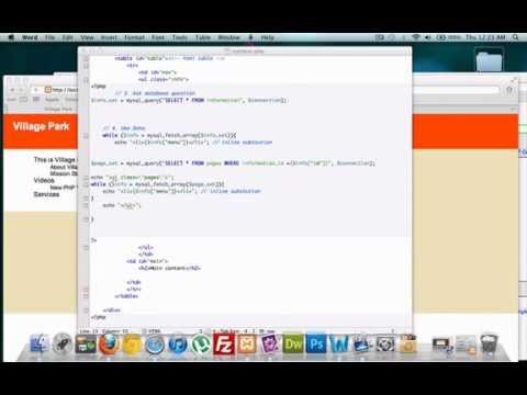 Building a CMS with PHP part 23 - Refactoring