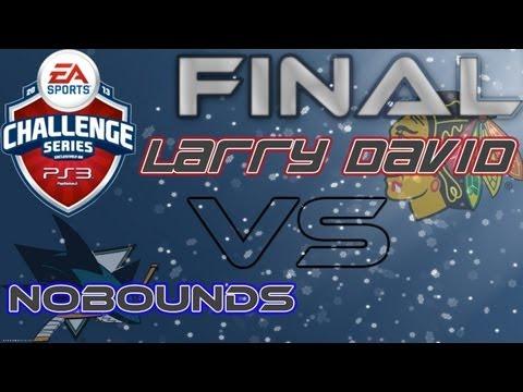2013 EA Sports Challenge Series | NHL 13 Final - Larry David vs. noBounds
