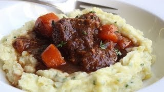 Beef & Guinness Stew - St. Patrick