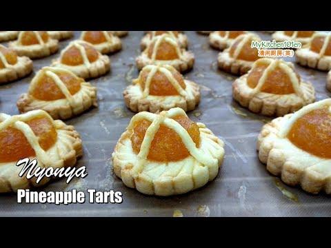 Nyonya Pineapple Tarts | MyKitchen101en