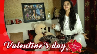 Helly Shah Celebrates Valentine's Day With TellyMasala   Valentine's Day Special   Exclusive