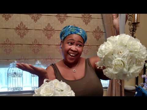 DIY | Wedding Pomanders | Kissing Balls