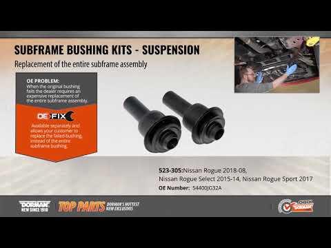 Subframe Bushing Kit