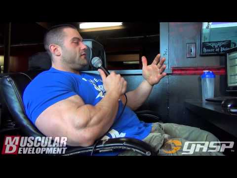 IFBB Pro Evan Centopani answers questions from the forums part one