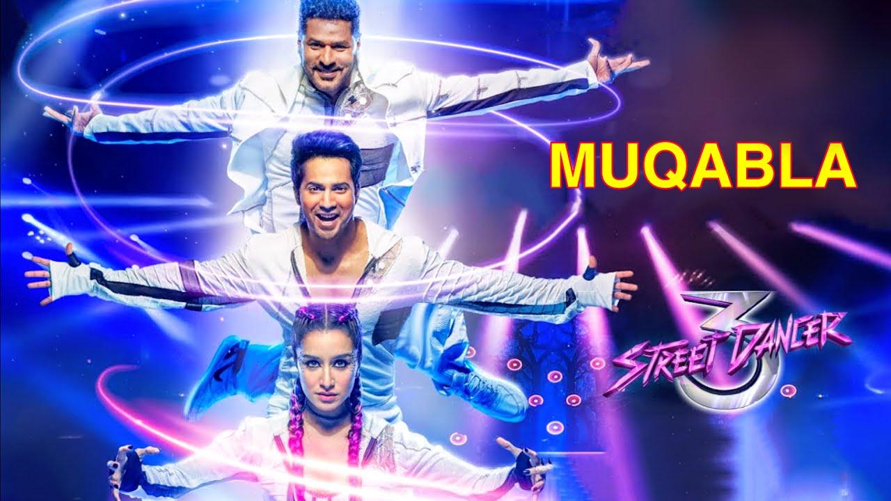 Muqabla Full Song - Street Dancer 3D | Yash Narvekar & Parampara Thakur | Shabbir A | Tanishk Bagchi