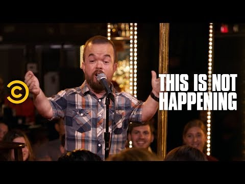 Brad Williams  - A Wee Problem - This Is Not Happening -  Uncensored