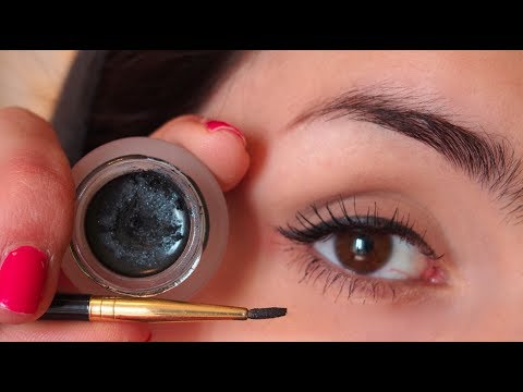 How To Apply Gel Eyeliner Brushes Tips And More