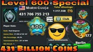 8 Ball Pool 600 level Videos - 9tube tv
