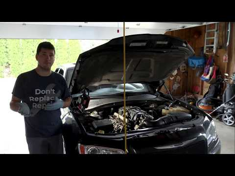 How to Replace The Spark Plugs in a 5.7L Hemi Chrysler 300 Tune up