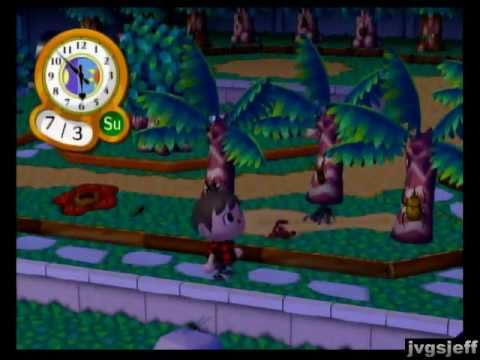 Animal Crossing: City Folk - Completing the Insect Collection